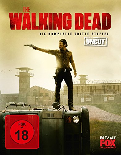 The Walking Dead Staffel 3 (Limited Edition) [Blu-ray]