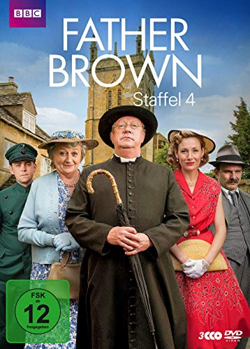 Father Brown Staffel 4 (3 DVDs)