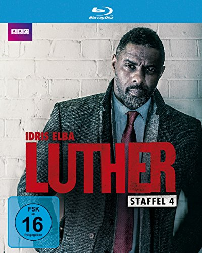 Luther Staffel 4 [Blu-ray]