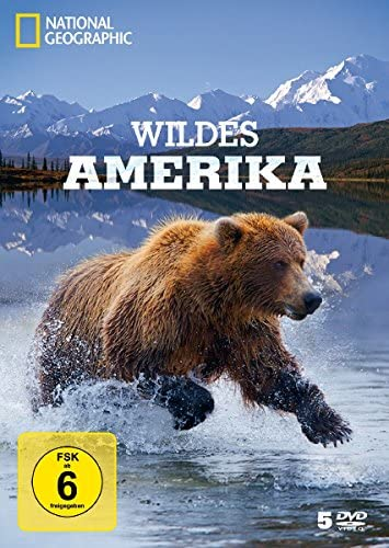 National Geographic - Amerikas Wilder Westen [Blu-ray]