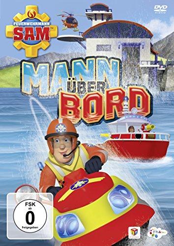 Feuerwehrmann Sam Mann über Bord