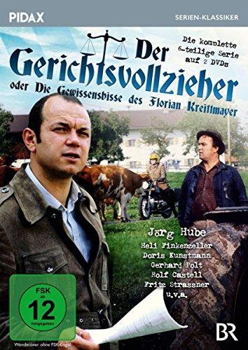 Der Gerichtsvollzieher oder Die Gewissensbisse des Florian Kreittmayer Die komplette Serie (2 DVDs)