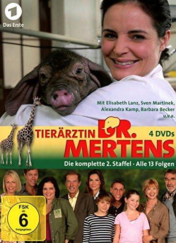 Tierärztin Dr. Mertens Staffel 2 (4 DVDs)