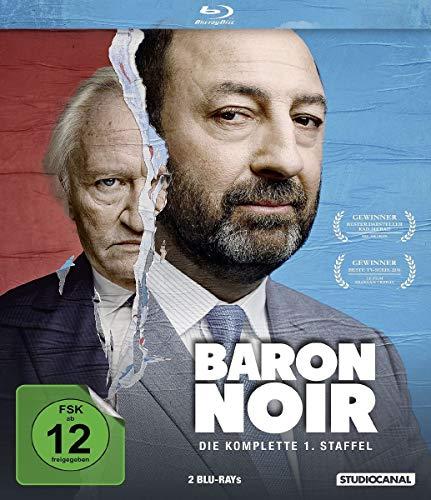 Baron Noir Staffel 1 [Blu-ray]