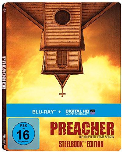 Preacher Staffel 1 (Steelbook) [Blu-ray]