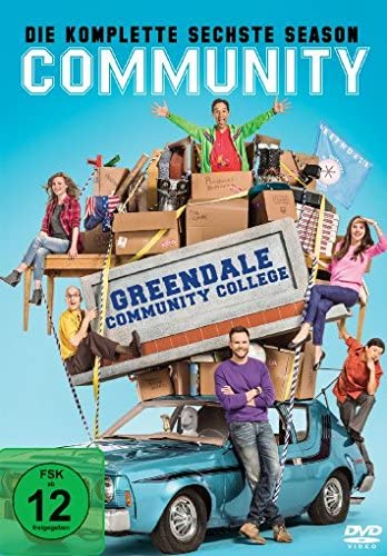 Community Staffel 6 (2 DVDs)