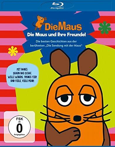 Die Sendung mit der Maus - (M)auserlesene Geschichten [Blu-ray] Mauserlesene Geschichten [Blu-ray]