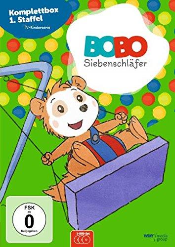 Bobo Siebenschläfer Staffel 1 Komplettbox (3 DVDs)