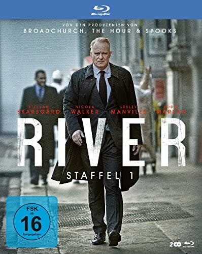 River Staffel 1 [Blu-ray]