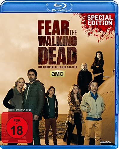 Fear the Walking Dead Staffel 1 (Special Edition) [Blu-ray]