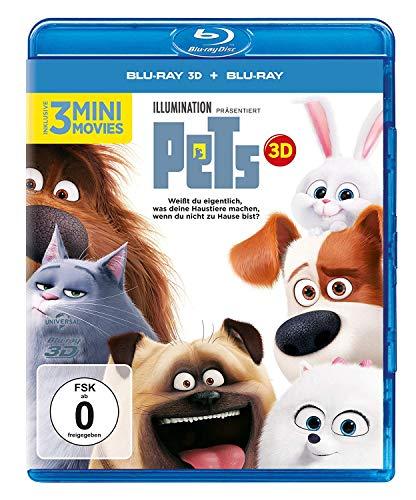 Pets [Blu-ray 3D]