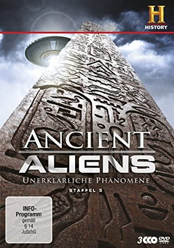 Ancient Aliens - Unerklärliche Phänomene: Staffel 5 (3 DVDs)