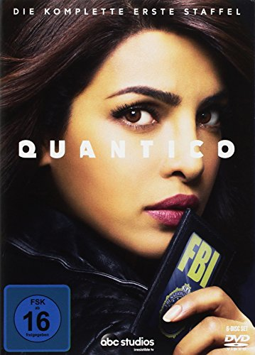Quantico Staffel 1 (6 DVDs)