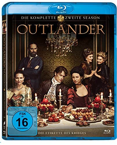Outlander Staffel 2 [Blu-ray]