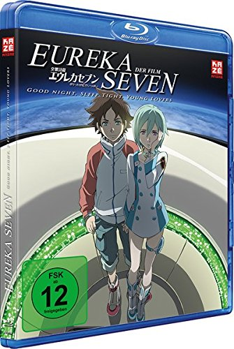 Eureka Seven Der Film: Good Night, Sleep Tight, Young Lovers [Blu-ray]