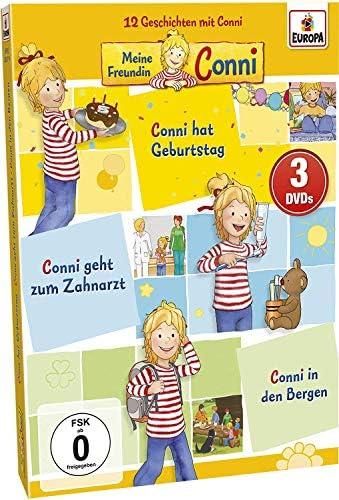 Meine Freundin Conni Sammelbox 2, Vols. 4-6 (3 DVDs)