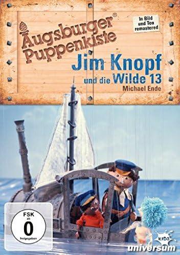 Augsburger Puppenkiste Jim Knopf und die Wilde 13
