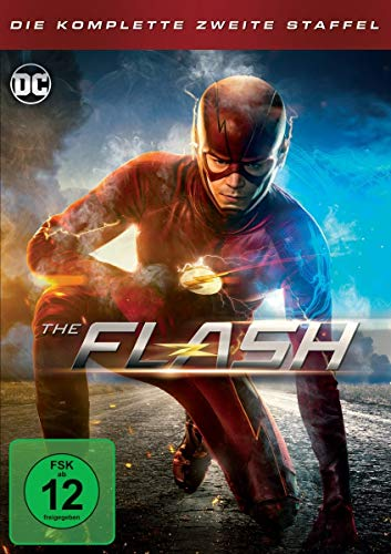 The Flash Staffel 2 (5 DVDs)