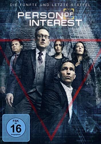 Person of Interest Staffel 5 (3 DVDs)