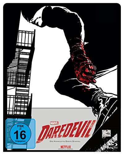 Marvel's Daredevil Staffel 1 (Limited Edition Steelbook) [Blu-ray]