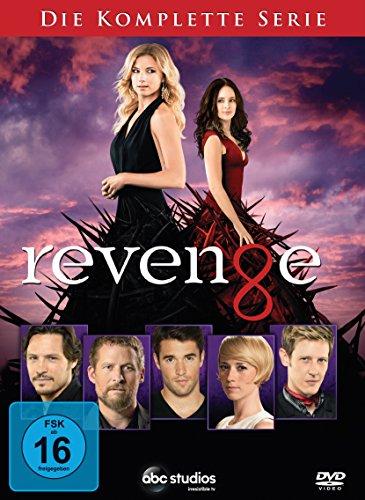 Revenge Die komplette Serie (24 DVDs)