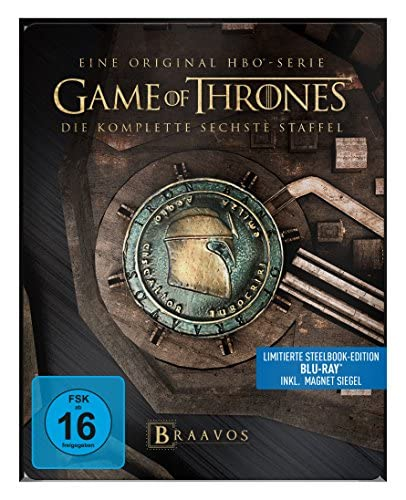 Game of Thrones Staffel 6 (Steelbook) [Blu-ray]