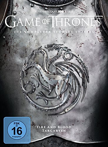 Game of Thrones Staffel 6 (Limited Edition Digipack + Bonusdisc) (6 DVDs)