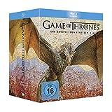Game of Thrones - Staffel 1-6 (Limited Edition Digipack + Fotobuch + Bonusdiscs) (exklusiv bei Amazon.de) [Blu-ray]