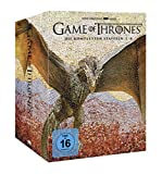 Game of Thrones - Staffel 1-6 (Limited Edition Digipack + Fotobuch + Bonusdiscs)