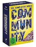 Community - Die komplette Serie (Limited Edition) (exklusive Vorab-Veröffentlichung bei Amazon.de) (17 DVDs)