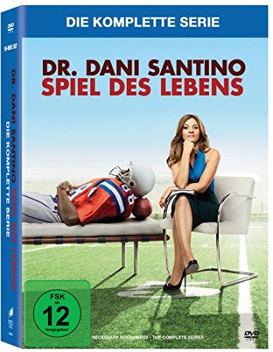 Dr. Dani Santino - Spiel des Lebens: Die komplette Serie (Limited Edition) (10 DVDs)
