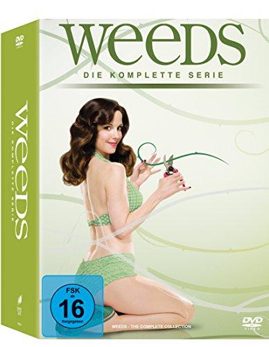 Weeds Die komplette Serie (Limited Edition) (exklusive Vorab-Veröffentlichung bei Amazon.de) (22 DVDs)