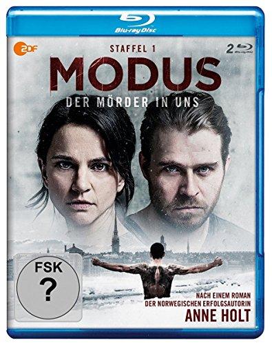 Modus - Der Mörder in uns: Staffel 1 [Blu-ray]