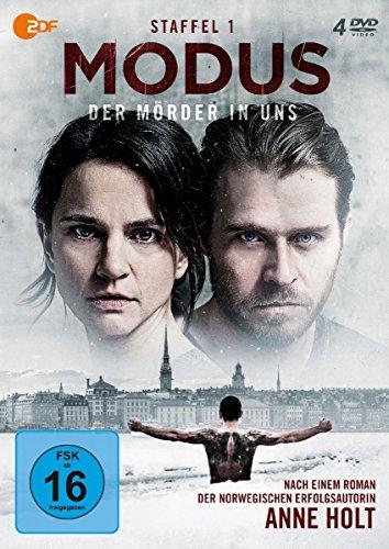 Modus - Der Mörder in uns: Staffel 1 (4 DVDs)