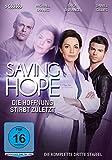 Saving Hope - Die Hoffnung stirbt zuletzt: Staffel 3 (5 DVDs)