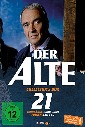 Der Alte Collector's Box Vol.21 (5 DVDs)