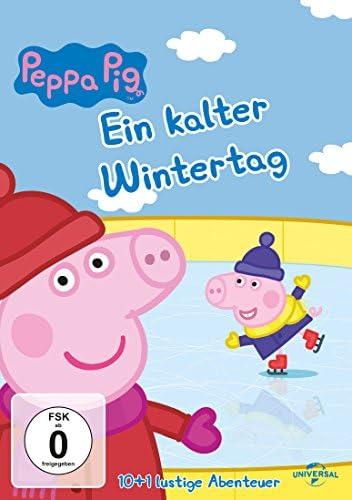 Peppa Pig: Ein kalter Wintertag und andere Geschichten