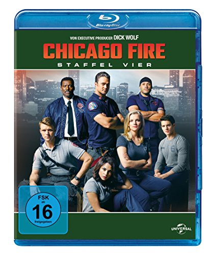 Chicago Fire Staffel 4 [Blu-ray]