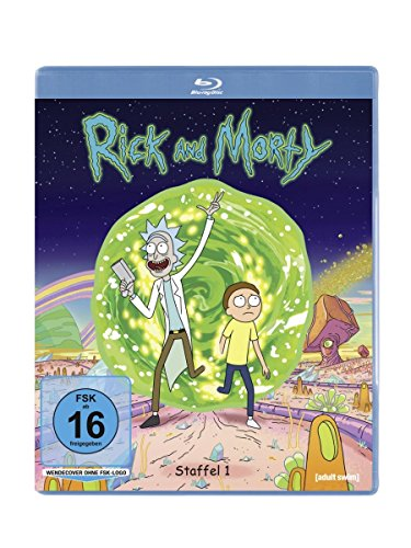 Rick and Morty Staffel 1 [Blu-ray]