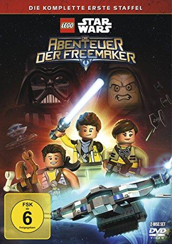 LEGO Star Wars - Die Abenteuer der Freemaker: Staffel 1 (2 DVDs)