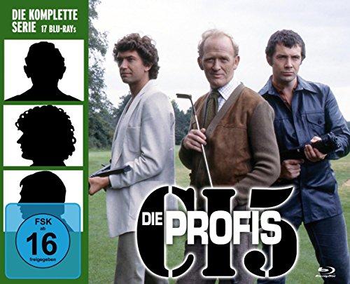 Die Profis Die komplette Serie (HD-Remastered) [Blu-ray]