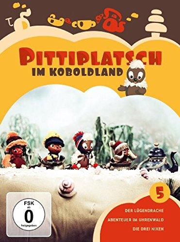 Pittiplatsch im Koboldland - Vol. 5 (2 DVDs)