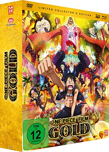 One Piece 12. Film: Gold (Special Edition mit DVD [Blu-ray]