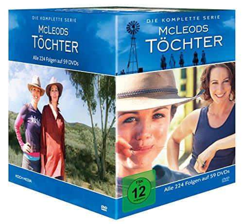 McLeods Töchter Die komplette Serie (Schuber) (59 DVDs)