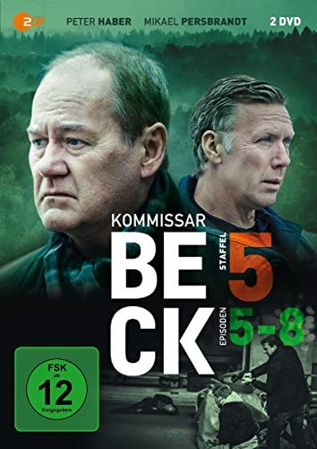 Kommissar Beck Staffel 5, Episoden 5-8 (2 DVDs)