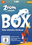 Zoom - Der weiße Delfin: Box 1 (3 DVDs)