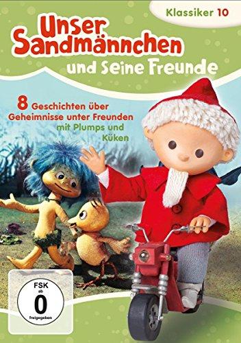 Unser Sandmännchen und seine Freunde - Klassiker 10: Acht Geschichten über Geheimnisse unter Freunden mit Plumps und Küken