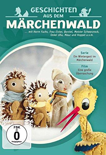 Geschichten aus dem Märchenwald, Vol. 6: Ein Wintergast im Märchenwald & Eine große Überraschung