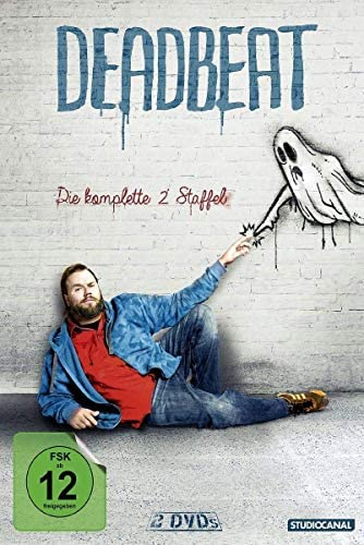 Deadbeat Staffel 2 (2 DVDs)