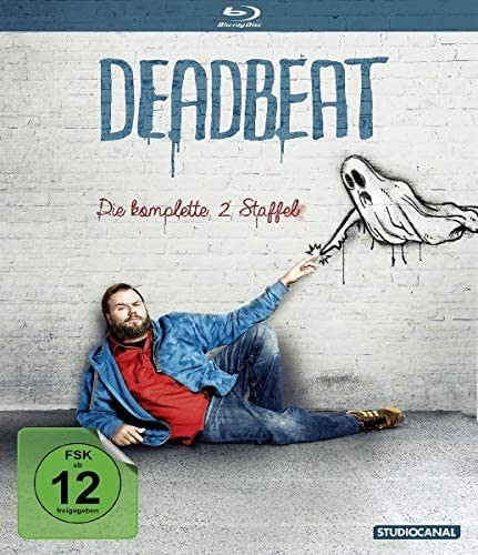 Deadbeat Staffel 2 [Blu-ray]